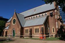 Holy Trinity Anglican Church 27-04-2018 - John Huth, Wilston, Brisbane.