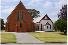 Holy Trinity Anglican Church unknown date - POI Australia - See Note.