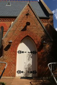 Holy Trinity Anglican Church 06-04-2019 - John Huth, Wilston, Brisbane