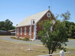 Holy Trinity Anglican Church 07-01-2013 - John Conn, Templestowe, Victoria