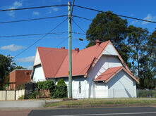 Holy Trinity Anglican Church 21-01-2017 - Peter Liebeskind