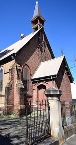 Holy Trinity Anglican Church 11-09-2014 - Sardaka - See Note.