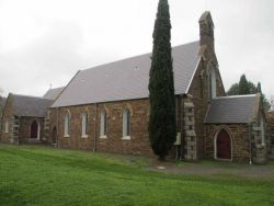 Holy Trinity Anglican Church 23-06-2016 - John Conn, Templestowe, Victoria