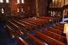 Holy Trinity Anglican Church 09-01-2014 - John Huth, Wilston, Brisbane