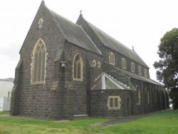 Holy Trinity Anglican Church 02-10-2014 - John Conn, Templestowe, Victoria