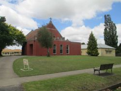 Holy Trinity Anglican Church 14-01-2015 - John Conn, Templestowe, Victoria