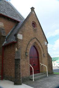 Holy Trinity Anglican Church 03-05-2017 - John Huth, Wilston, Brisbane.