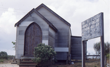 Holy Trinity Anglican Church - Former unknown date - Lake Macquarie City Library - See Note.