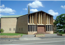 Holy Trinity Catholic Church 12-07-2002 - Alan Patterson