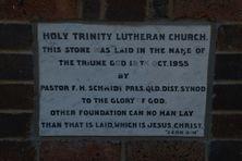 Holy Trinity Lutheran Church 17-03-2018 - John Huth, Wilston, Brisbane