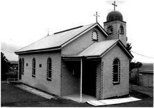Holy Trinity Serbian Orthodox Church - c1980 10-09-2014 - Yallourn North Vic - See Note.