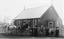 Homebush Methodist Church - Former