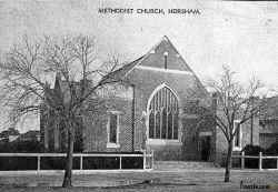 Horsham Methodist Church - Former unknown date - Karen3401