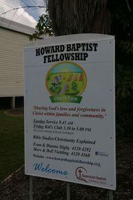 Howard Baptist Fellowship 24-02-2018 - John Huth, Wilston, Brisbane