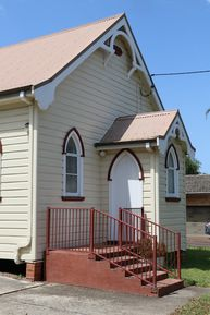 Hunter Presbyterian Church PCEA 20-01-2020 - John Huth, Wilston, Brisbane