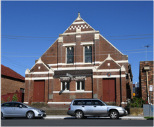 Hurlstone Park Uniting Church