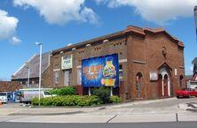Hurlstone Park Uniting Church - Now Hall 04-03-2013 - Peter Liebeskind