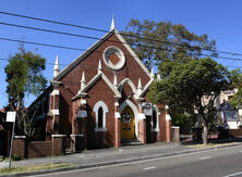 Hurstville City Uniting Church