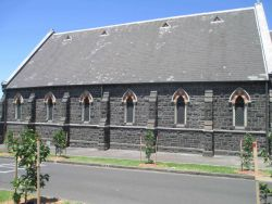 Hyde Street, Footscray Church - Former 26-11-2014 - John Conn, Templestowe, Victoria