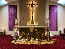 Immaculate Heart of Mary Catholic Church 23-12-2020 - Facebook - See Note.