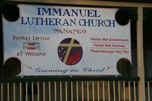 Immanuel Lutheran Church 23-05-2016 - John Huth, Wilston, Brisbane