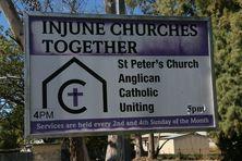 Injune Churches Together - St Peter's Church 15-08-2017 - John Huth, Wilston, Brisbane
