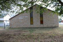 Inverell Church of Christ 04-10-2017 - John Huth, Wilston, Brisbane.