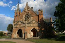 Inverell Uniting Church 04-10-2017 - John Huth, Wilston, Brisbane.