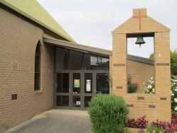 Inverloch Uniting Church 04-01-2015 - John Conn, Templestowe, Victoria