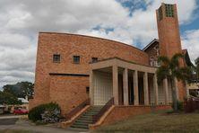 Ipswich Congregational Church - Former