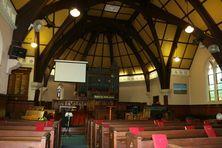 Ithaca Presbyterian Church 08-04-2018 - John Huth, Wilston, Brisbane
