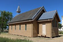 Jimbour House Chapel - Former