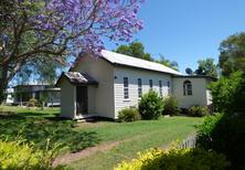 Jones Street, Goomeri Church - Former