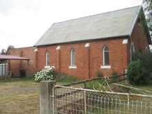 Jones Street, Oxley Church - Former