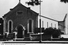 Kadina Wesley Uniting Church - Earlier Kadina Methodist Church 00-00-1925 - State Library of South Australia - See Note.
