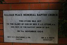 Lalbar Baptist Church unknown date - John Huth, Wilston, Brisbane