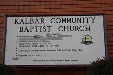 Kalbar Baptist Church 24-04-2016 - John Huth, Wilston, Brisbane