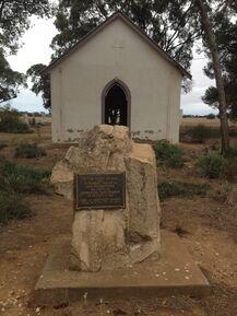 Kangaroo Flat Methodist Church - Former unknown date - billiongravescom - See Note.