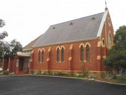 Kangaroo Flat Uniting Church 23-06-2016 - John Conn, Templestowe, Victoria
