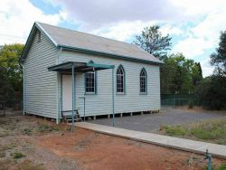 Katandra West Anglican Church - Former