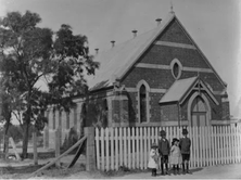 Katanning Methodist Church - Former unknown date - See Note.