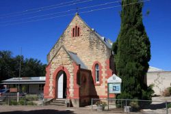 Keith Congregational Church - Former