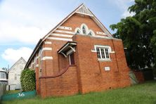 Kelvin Grove Uniting Church - Former