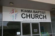 Kiama Baptist Church 25-04-2017 - John Huth, Wilston, Brisbane.