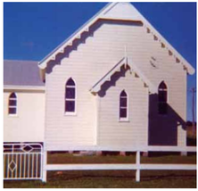 Kinchela Methodist Church - Former