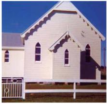 Kinchela Methodist Church - Former