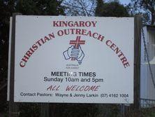 Kingaroy Christian Outreach Centre 11-05-2016 - John Huth, Wilston, Brisbane