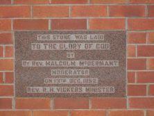Kingaroy Presbyterian Church 22-01-2013 - John Huth   Wilston   Brisbane