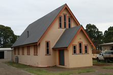 Kingaroy Seventh-Day Adventist Church - Former