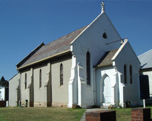 Knox Presbyterian Church - Former